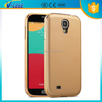 VCASE Manufacturer Ultra Thin Metal Aluminum Case for Samsung Galaxy S4 I9500, back door cover for samsung galaxy s4