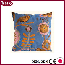 hand embroidery designs of 24 x 24 cushion covers