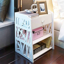 Home White Design Wooden Multifunctional Cabinet Furniture