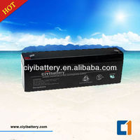 VRLA MF sealed lead acid battery 12v 2.3ah