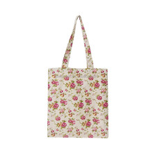 Printing Floral Canvas Shoulder Tote Bag Hand Bag For Women KA004