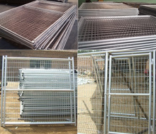 Wholesale outdoor large dog kennel run and dog cage crates with cheap price top quality