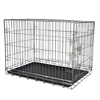 Cheap Heavy Duty Wire Mesh Cat Cage Travel Kennel Puppy Carrier