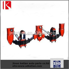 semi trailer suspension used for heavy duty trailer