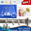 china manufacturers high quality acrylic drapery shower curtain rod