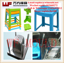 China supplier production cheap plastic stool injection mould/2017 Newest design round plastic injection mould