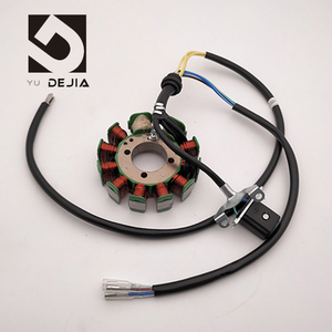 Chinese Manufacturer CG125D 11 Poles Motorcycle Magneto Stator Coil