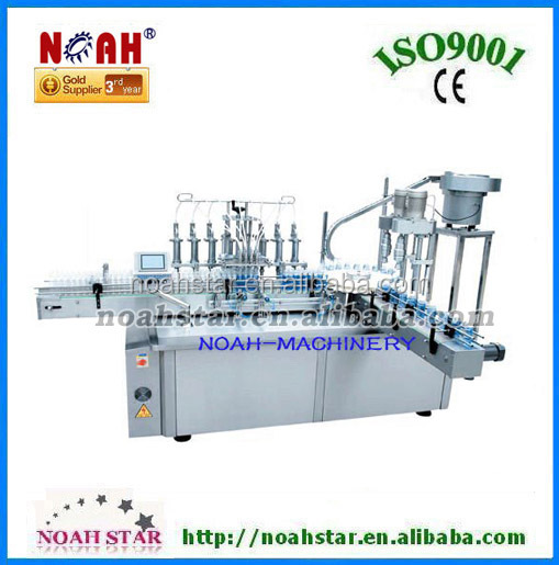 FCM Shampoo Bottle Filling Machine