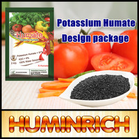 Huminrich 100PCT Riching Potassium Melon Micronutrient Fertilizer Lignite Coal For Sale