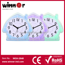 House Shape Alarm Clock, Bouncing Alarm Clock, Pretty Alarm Clock