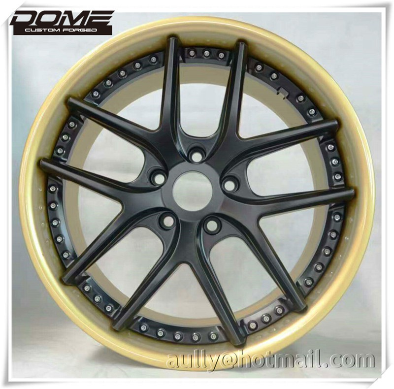 Auto Wheels 19 inch 5x112 by DOME Custom Alloy Wheel Manufacturers