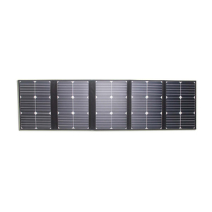 180*43*4CM Size and Monocrystalline Silicon Material SUNPOWER foldable car solar panel