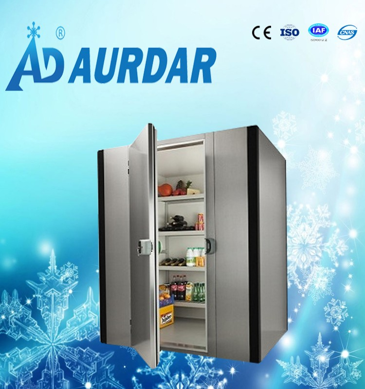 alibaba china supplier Factory Commercial food meat fish cold storage refrigerator freezer cold room equipments for sale