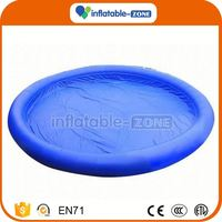 Factory Supply hot sale inflatable swimming pool with roof inflatable water pool used in summer
