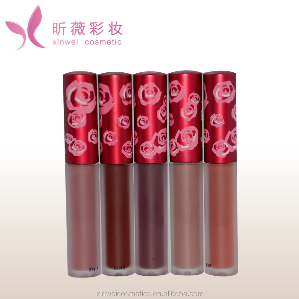 Color Smooch Proof Liquid Lip Stain On Everyone's Lips matte liquid lipstick
