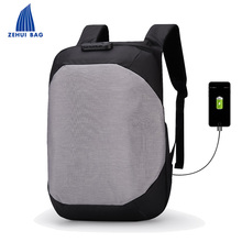 Wholesale Power Bank Anti Theft Bag USB Charging Solar Backpack Bag