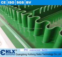 Conveyor used PVC belt with board