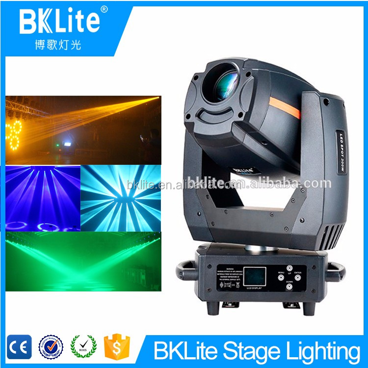 BKLITE Professional cheap price 300w led moving head spot 575 moving head lighting for sale