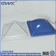 Fine Light Transmission Clear Plastic Window Covers