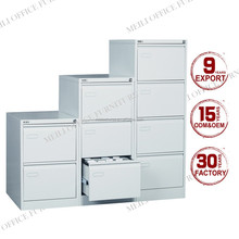 Office furniture type 4 drawer filing cabinet, steel filing cabinet