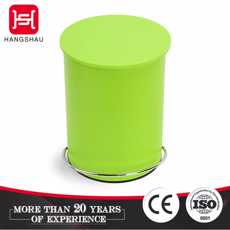 iron promotional desktop mini iron waste bin