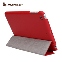Portable 7.9 inch genuine leather tablet case for ipad mini 2/3/4