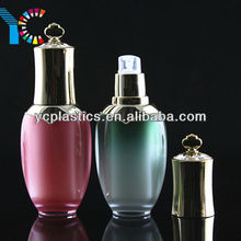 2014Popular Luxury Cream Bottle Cosmetic Package