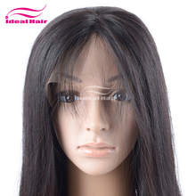 Hot selling indian remy hair french full lace wig caps