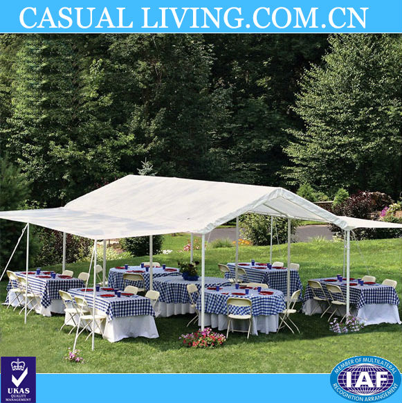 ShelterLogic 20 x 10 All-Purpose Canopy with Extension