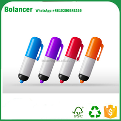 magic nontoxic indelible ink marker pen for voting