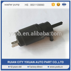 Car Windshield washer pump7700430078 7700430702