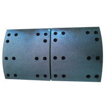 Non-asbestos brake lining for mack truck