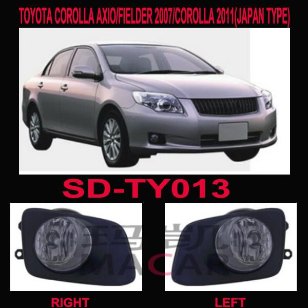 FOG LAMP/FOG LIGHT for TOYOTA COROLLA AXIO/FIELDER 2007/COROLLA 2011