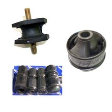 RUBBER SHOCK ABSORBER BUSHES
