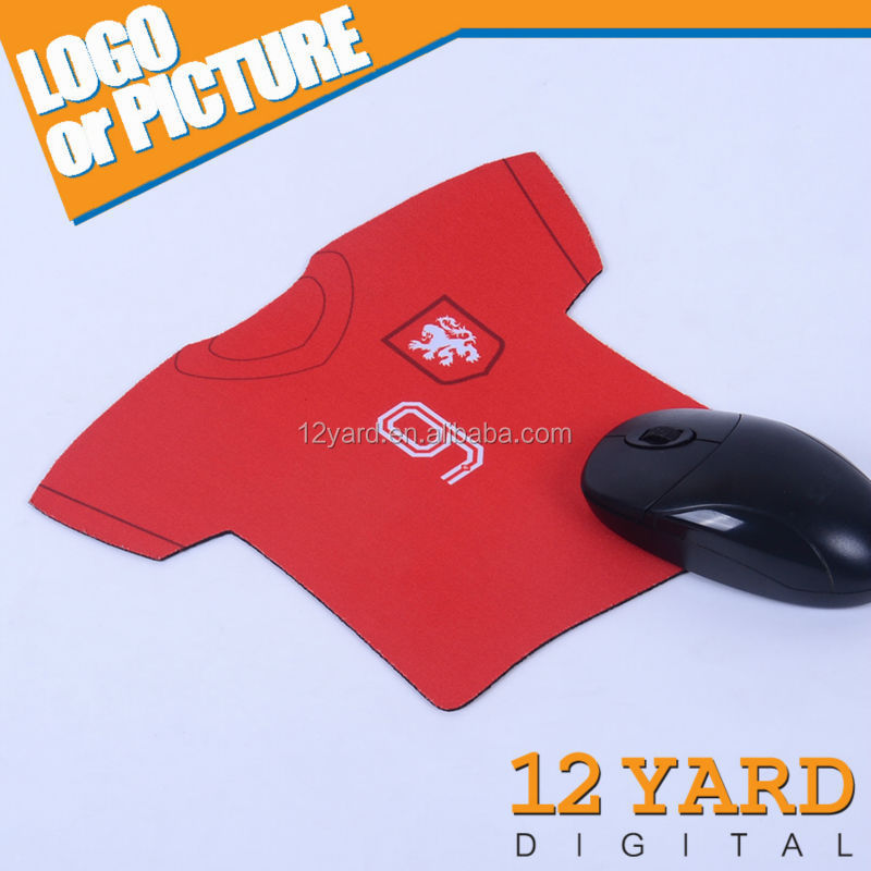 computer printed Promotional Eco-friendly silica Gel 3d mouse pad mouse gamer