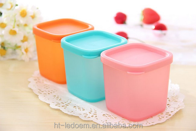 Customise mini Microwavable Food Container