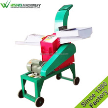 Ensiling chaff cutter for animal feed