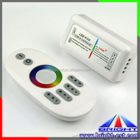 2.4G RF RGB LED Controller,3COMS Output 2.4G Controller for LED RGB Strip,2.4G Wireless RF Universal Remote Controller