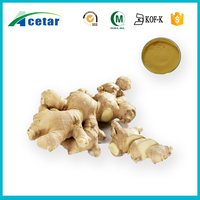 Good reliable supplier Hot Sale product water soluble ginger extract
