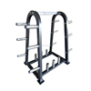 Professional Strength Training Equipment Weight Plate Rack