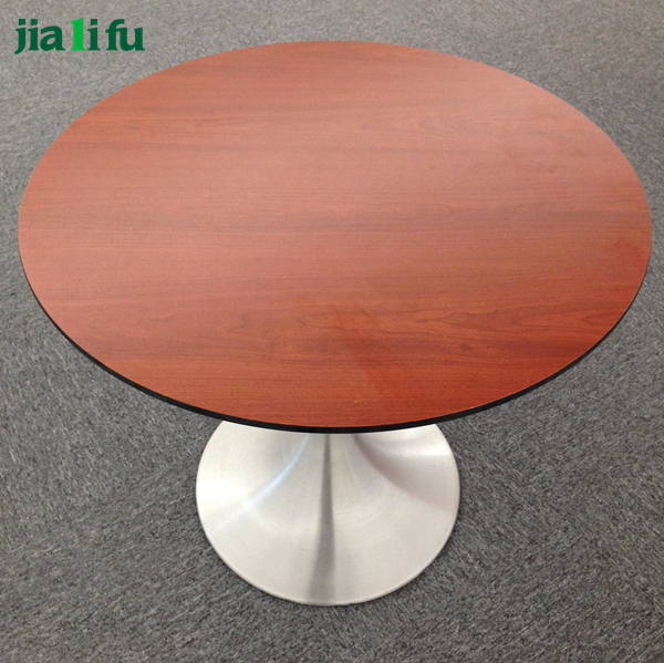 solid wood restaurant round resin table tops for sale