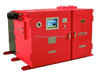 Mine industry explosion-proof frequency inverter/converter/ AC Driver 75-630kw/frequency changer