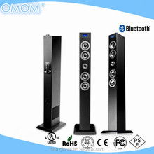 OHM-1608B modern appearance bluetooth tower speaker