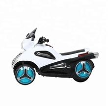 Electric kids battery charger toy electric motor motorcycle 36v