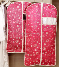 Eco-friendly garment bag/ Cheapgarment bag/garment bag dry cleaning