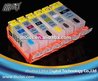 PGI- 425 CLI -426 refill ink cartridge with chip for Canon PIXMA MG6240 MG8140 MG8240