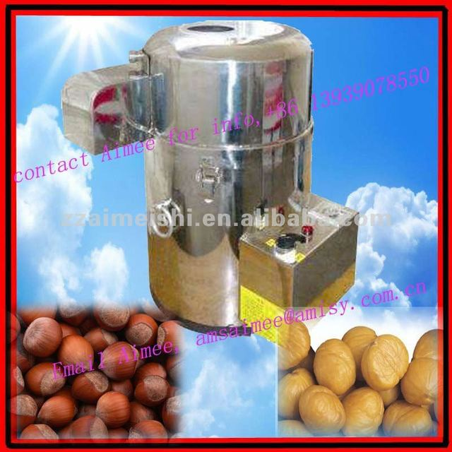 chestnuts shelling machine, chestnuts peeler