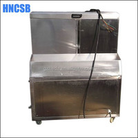 Ultrasonic Solvent Chemical Recycle Machine, waste recycling machine 600L