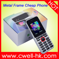 Low Price China Mobile Phone 1.77 Inch 2G GSM Dual Sim Card Unlocked ECON M1 Senior Phone OEM MOQ 3000pcs 6.3USD/pcs
