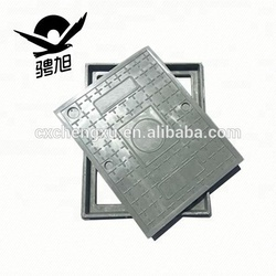 CX composite pvc manhole cover price for roadway